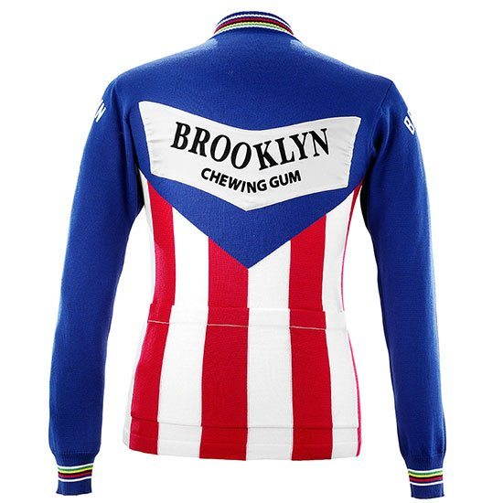 brooklyn maillot cyclisme