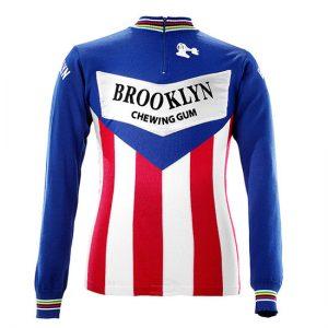 brooklyn vintage cycling jersey