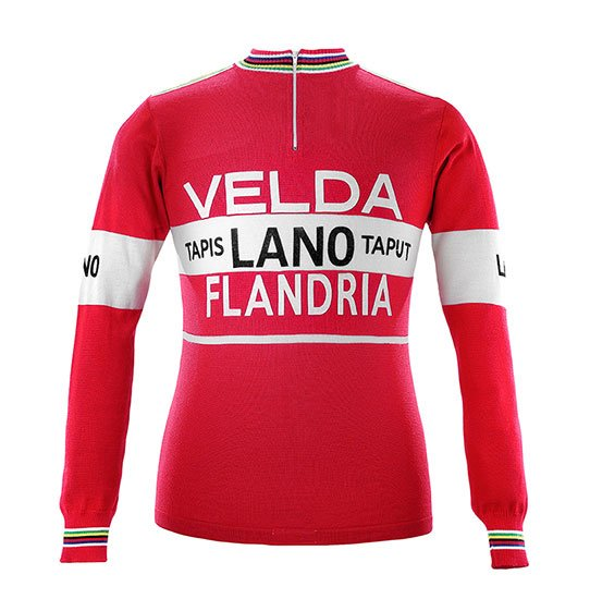 flandria vintage cycling jersey
