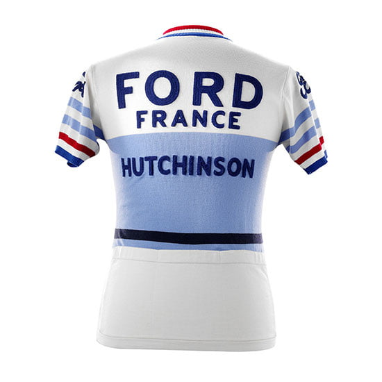 ford france maillot cyclisme