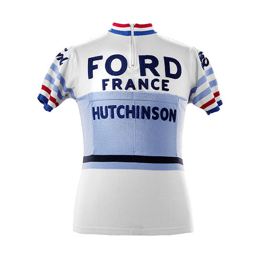 ford france vintage cycling jersey