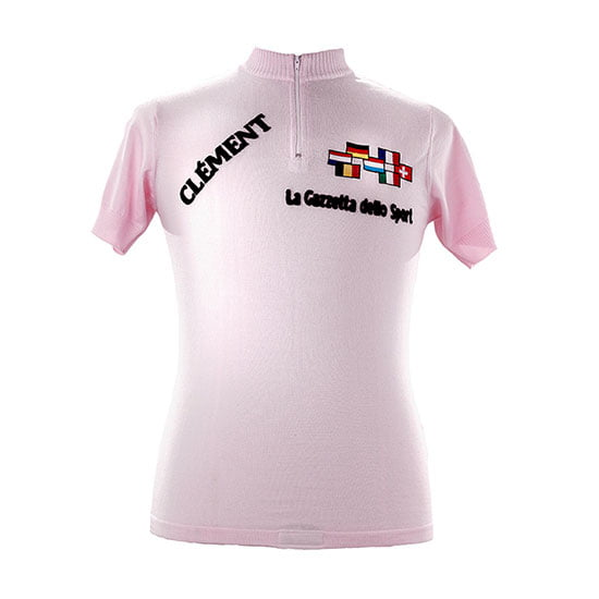 giro vintage cycling jersey