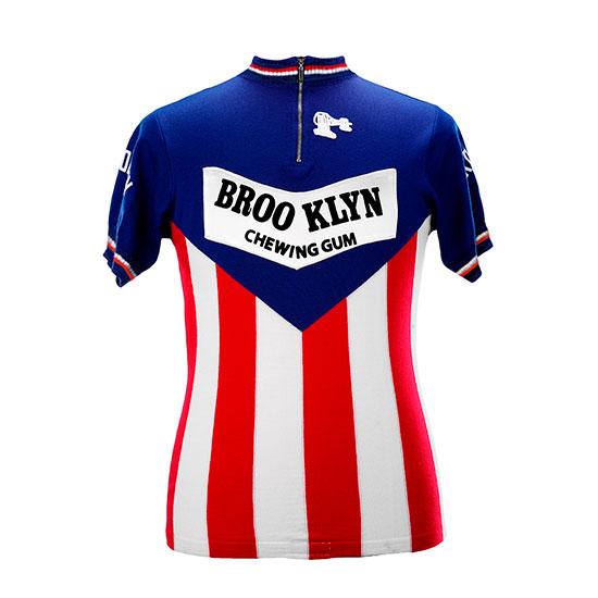 Broooklyn Roger De Vlaeminck Gios Cycling jersey