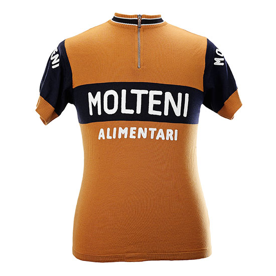 équipe Molteni maillot cycliste merckx