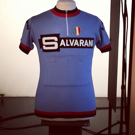 Magliamo - Salvarani Team 1967 cycling jersey short sleeves 3b577cc65