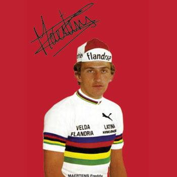 Freddy Maertens cycling wielrennen koers