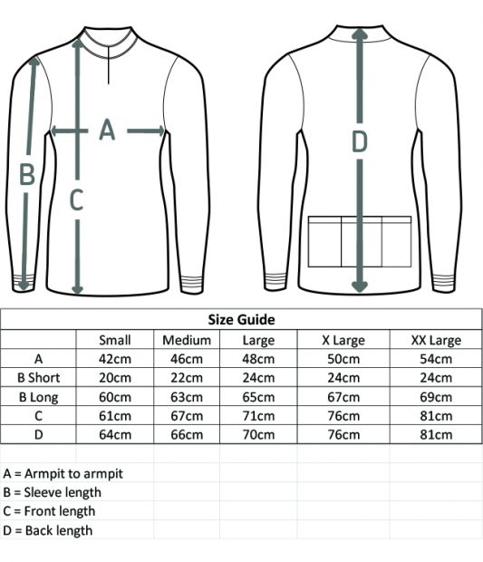 Size Guide EN xxl