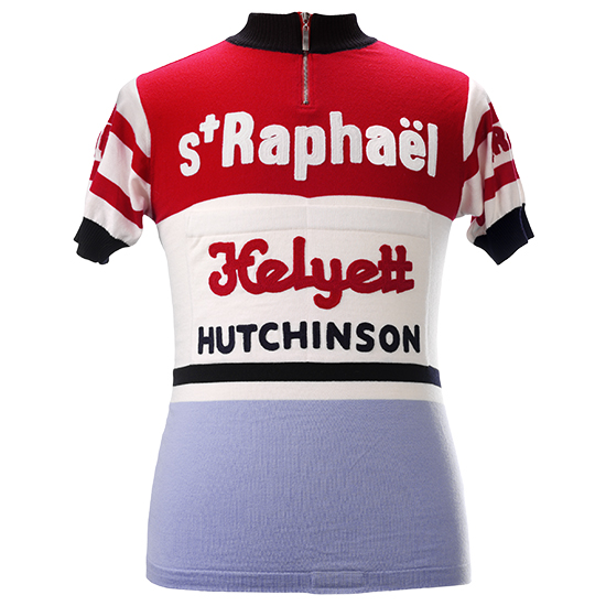 Saint-Raphael Team 1962 short sleeve jersey