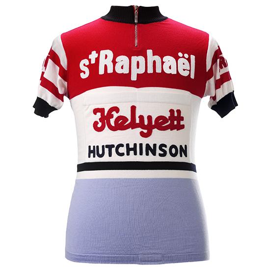 Anquetil St-Raphael Helyett maillot Cyclisme