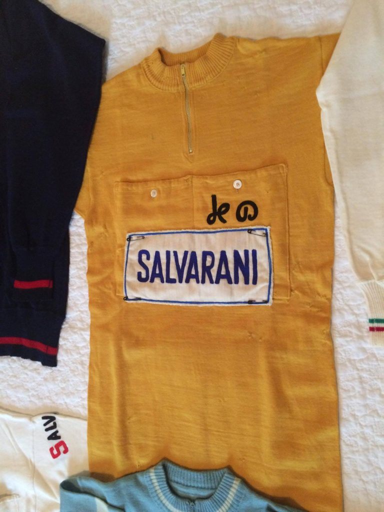 Salvarani Gimondi maillot jaune