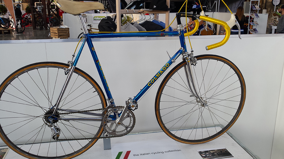 Colnago 50th anniversary campagnolo