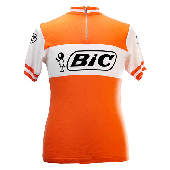 BIC Team 1973 Short Sleeve Jersey