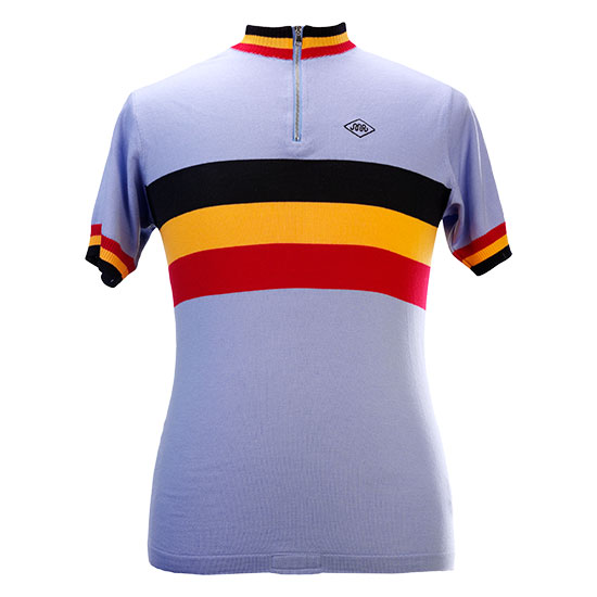 Belgium cycling team eddy merckx jersey maertens