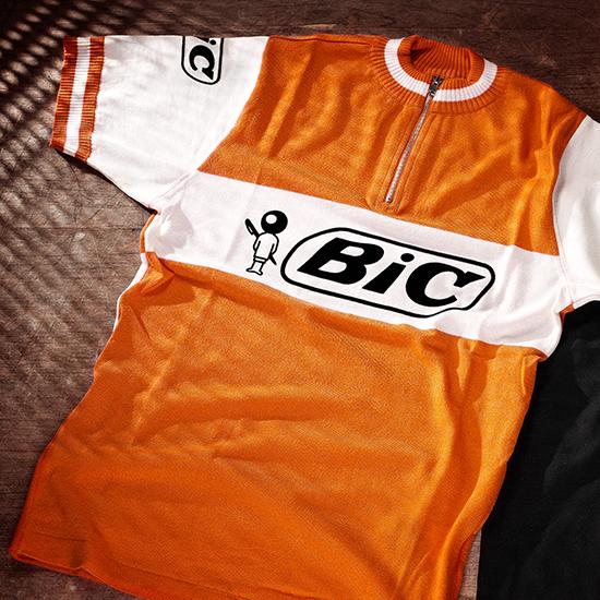BIC maillot cyclisme Aimar Anquetil Ocana