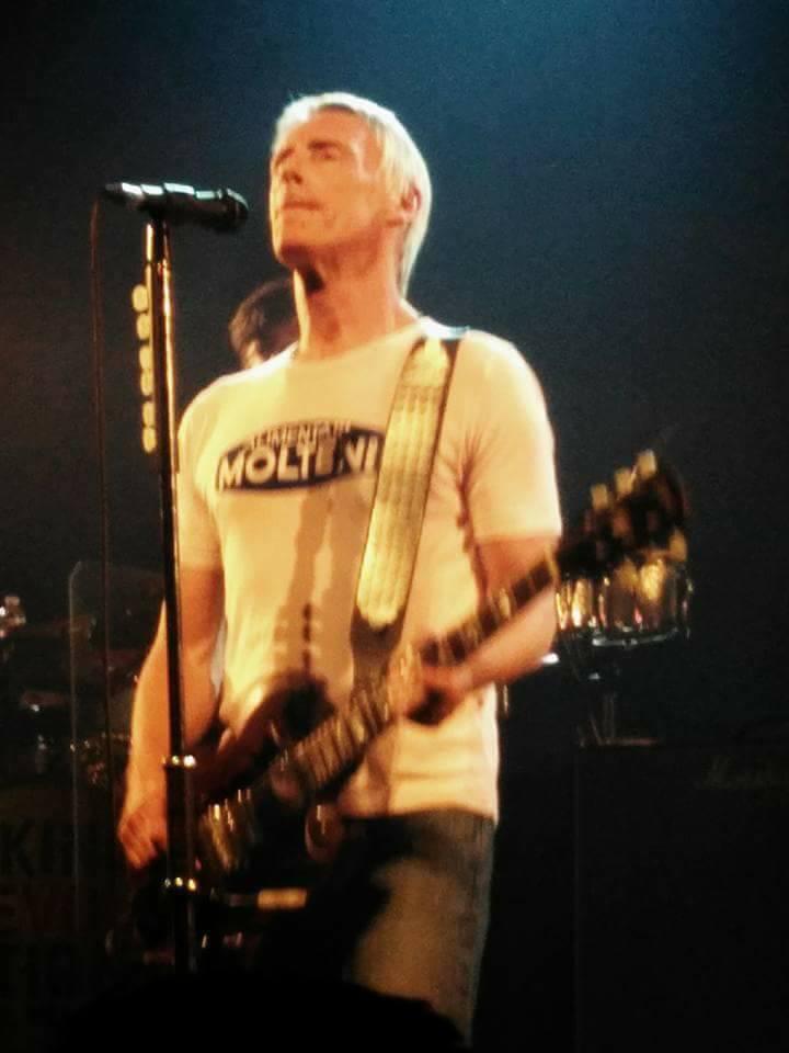 Paul Weller Molteni T-shirt Ferretti top