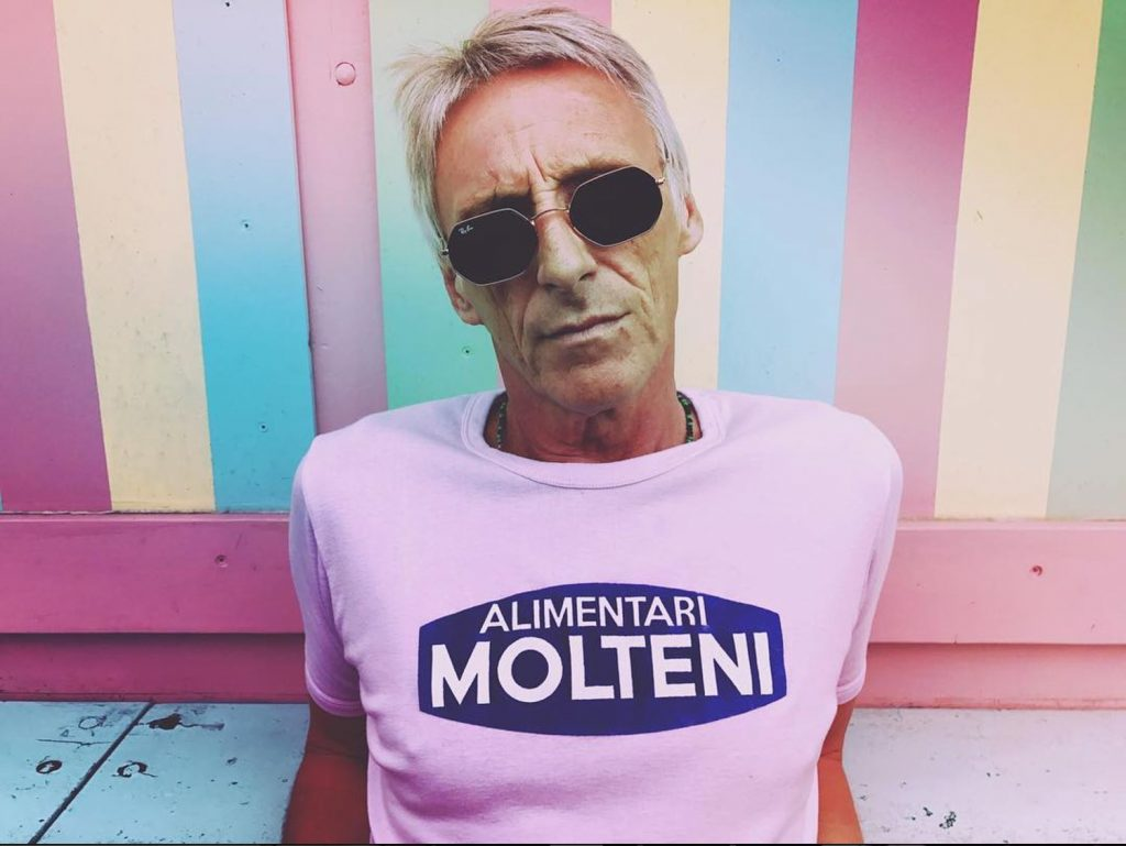 Paul Weller Molteni T-shirt Ferretti top
