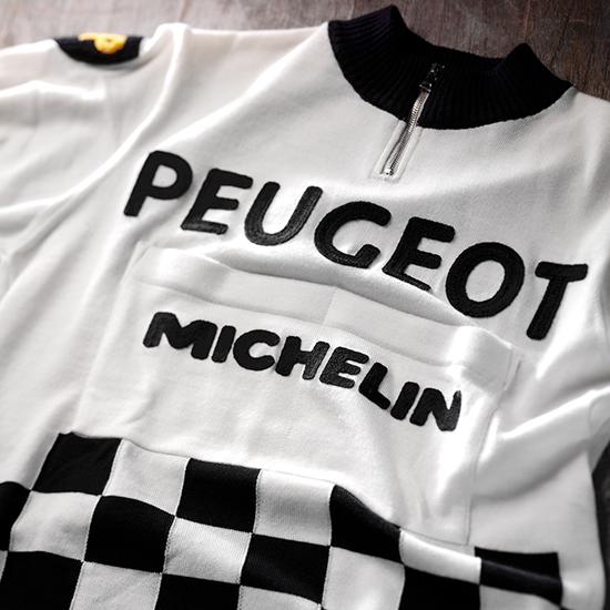 226b117f0 Magliamo - Merckx Peugeot BP Cycling Jersey Merino Wool