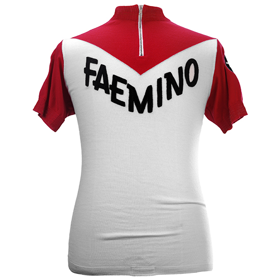 Eddy Merckx Faemino Team 1970 Short Sleeve Jersey