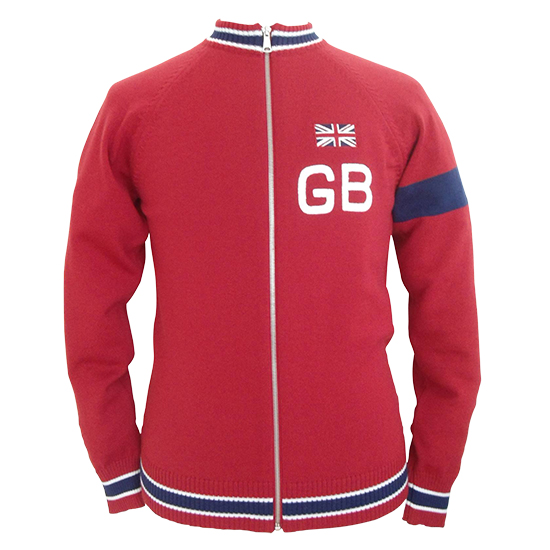 Great-Britain Team Track top