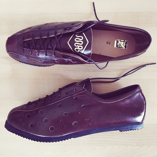Vintage Cycling casual shoe