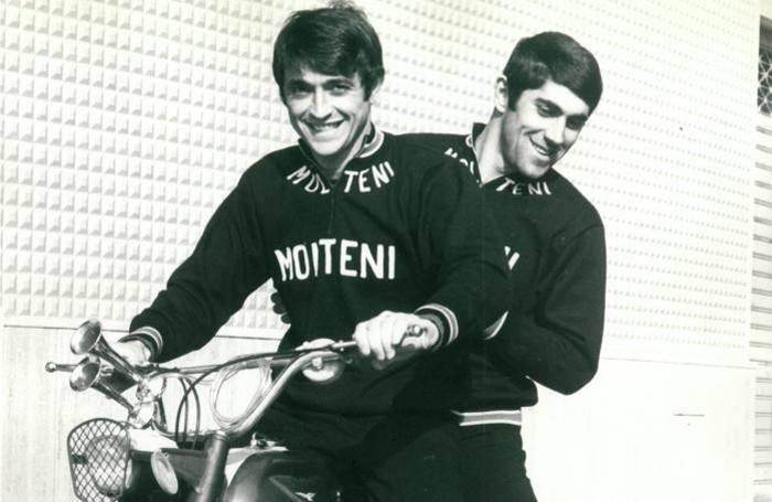 Molteni team merckx tracksuit