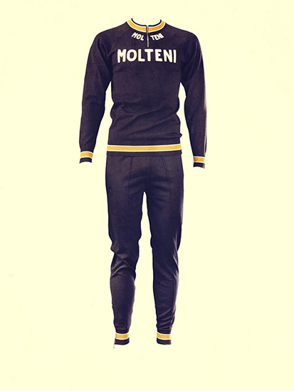 Molteni Team training