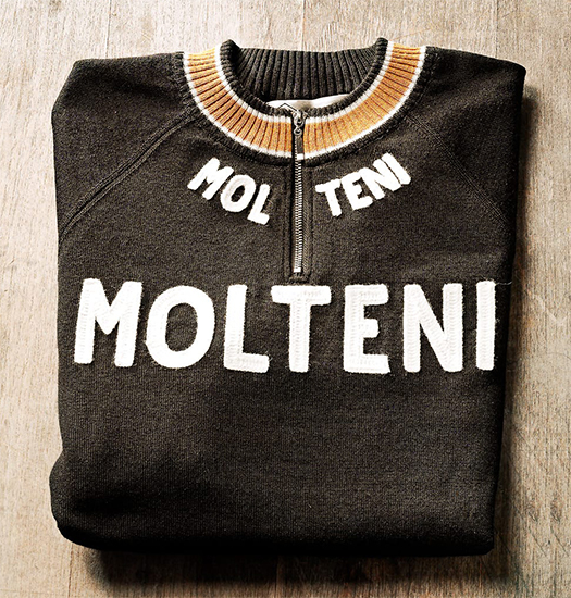 Molteni Team trainingvest