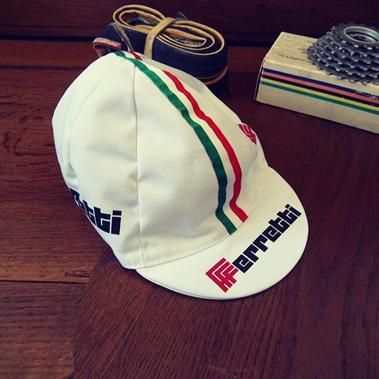 ferretti cycling cap pettersson