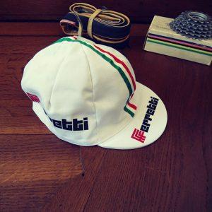 ferretti casquette cycliste pettersson