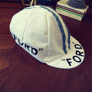 Ford France Anquetil cycling cap