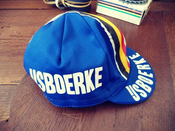 IJsboerke cycling team cap Thurau Warncke Eis Gios