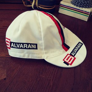 Salvarani team cycling cap felice gimondi