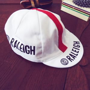TI Raleigh team cycling cap