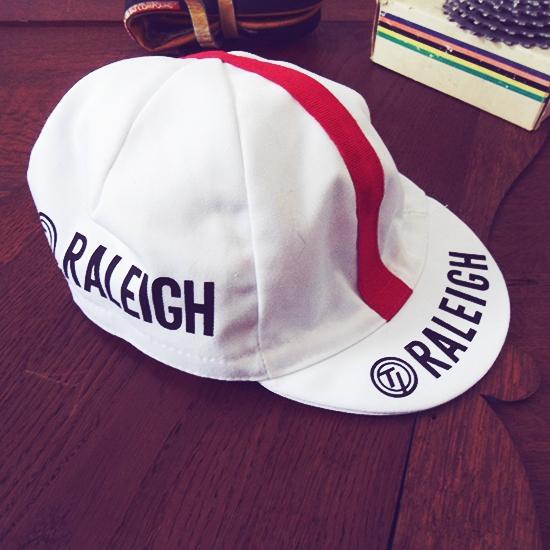 Casquette équipe TI Raleigh