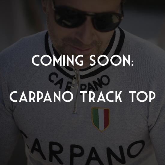 Carpano Coppi Fausto Ciclismo cycling merino wool top jersey