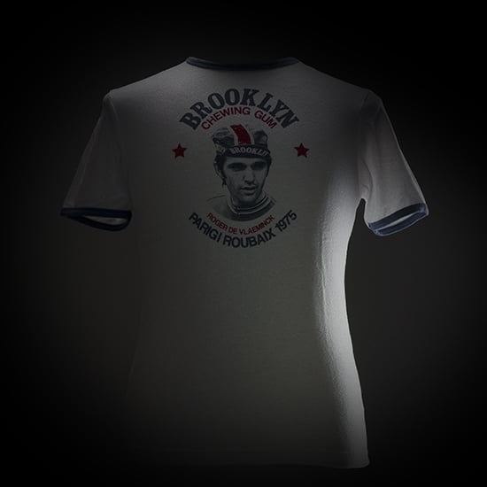 Brooklyn RDV gios torino Roger De Vlaeminck T-shirt