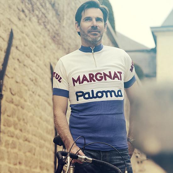 Bahamontes maglia ciclismo eroica lanetta Paloma Margnat