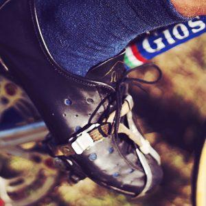 vintage retro wielerschoen koersschoen merckx eroica