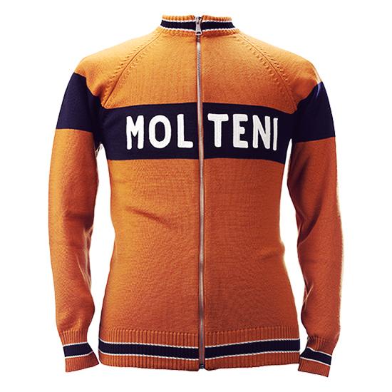Molteni Merino Wol trainingsvest