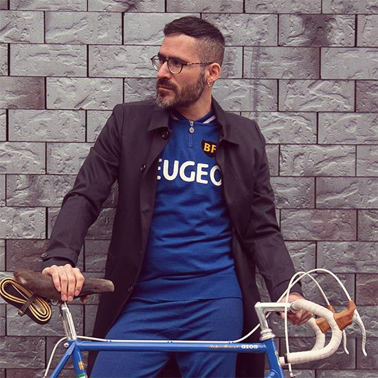 Peugeot PX10 maillot tracksuit blouson cyclisme Simpson Merckx thévenet
