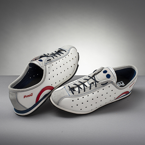 Proou sneakers shoes cycling mods logo