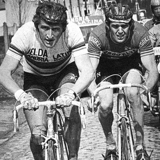 Freddy Maertens Roger De Vlaeminck Ronde van Vlaanderen