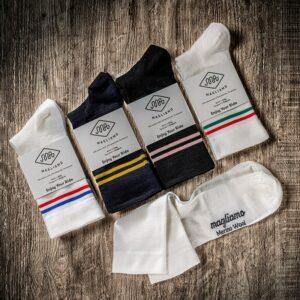 Chaussettes cyclistes